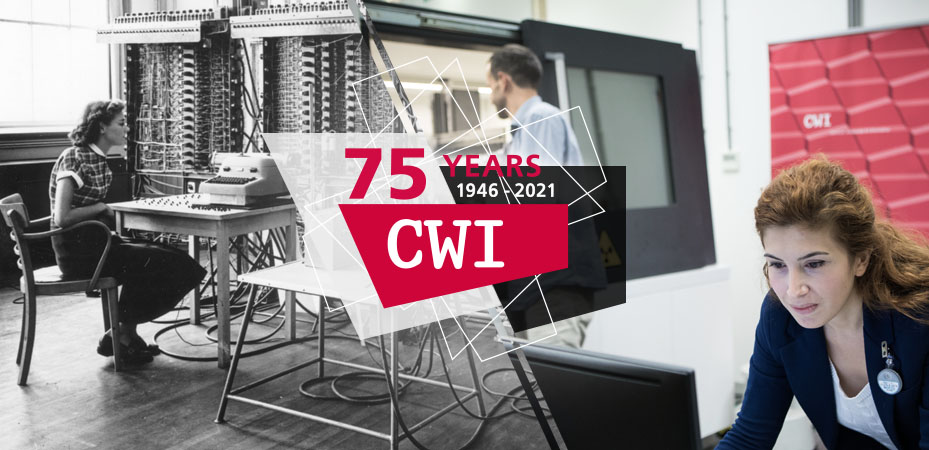 75 years of CWI