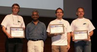 VLDB 10-year Best Paper Award for hardware-aware database technology