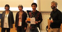 Best Student Paper Award for Wagner Fortes