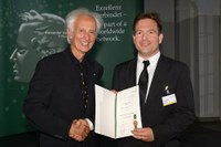 Peter Boncz receives Humboldt Research Award