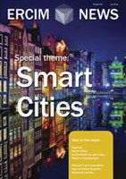 Amsterdam Mayor writes keynote on Smart Cities in ERCIM News