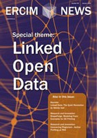 Five articles from the Netherlands in ERCIM News 96 on Linked Open Data