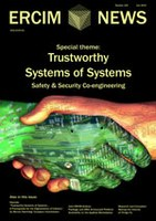 ERCIM News 102 on Trustworthy Systems of Systems published
