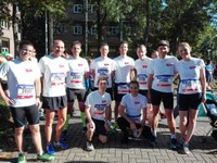 CWI wins Amsterdam Marathon business run
