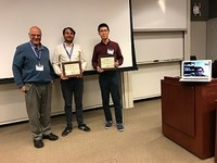 CWI Database Architecture researchers awarded with best paper runner up award at SSDBM