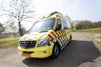 CWI develops algorithms that shorten response time of ambulance