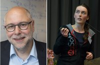 Harry Buhrman and Yfke Dulek give 'Paradiso lecture' on artificial intelligence and quantum computers