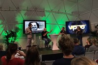 Quantum revolution at Lowlands