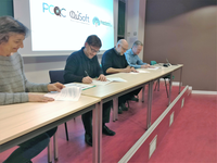 QuSoft launches new collaboration with French and Latvian partners