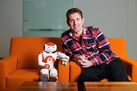 Researchers develop robot friend to support children