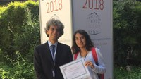 Best paper award for paper co-authored by Francesca de Simone at EUSIPCO 2018