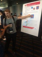 Mark Raasveldt wins Student Research Competition at SIGMOD 2018