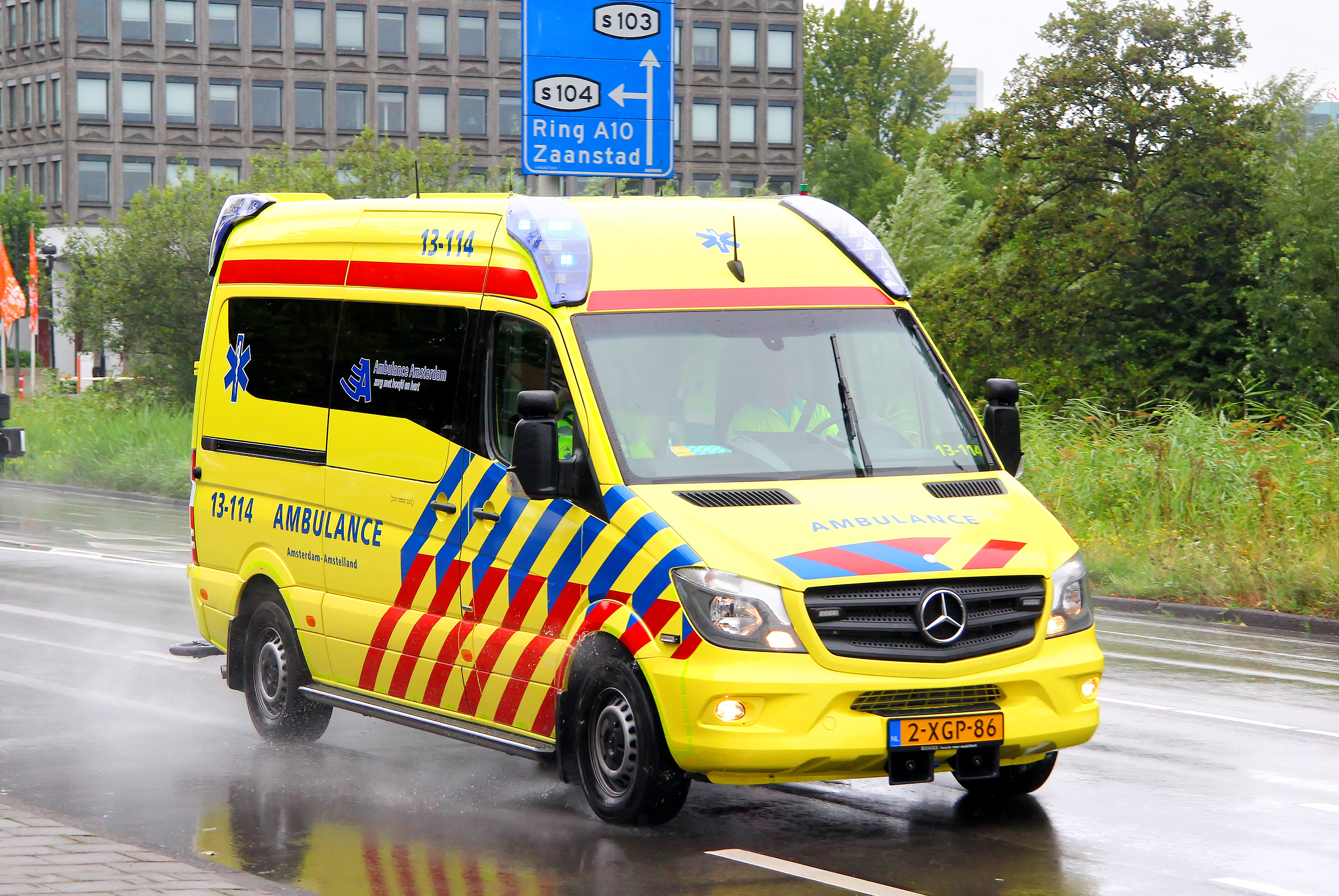 More Efficient Ambulance Planning With New Mathematical Models Cwi