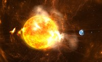 CWI and INRIA use AI to better predict harmful solar storms
