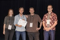 Humies Silver award for Peter Bosman and colleagues