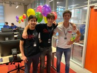 QuSoft/CWI team earns 4th place in Benelux Algorithm Programming Contest 2019