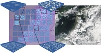 Scientists develop detailed representation of clouds in weather and climate models
