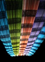 CWI DIS Group's 'Lit Lace' project featured at Dutch Design Week