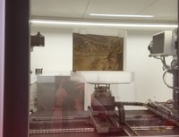 CT scan by CWI reveals hidden double-panel painting from Rubens studio