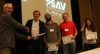CWI Database Architecture Group wint VLDB 2011 Challenges & Vision Best Paper Award