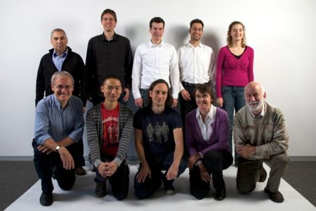 photo of the group Algorithms, Combinatorics and Optimization