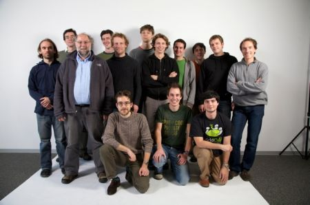 photo of the group Algorithms and Complexity