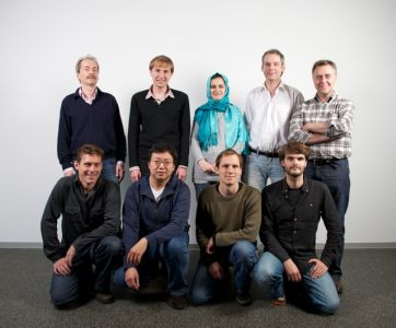 photo of the group Intelligent Systems