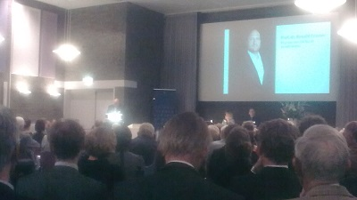 KNAW Inauguration of Ronald Cramer