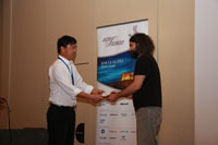 Stratos Idreos wins the SIGMOD Dissertation Award